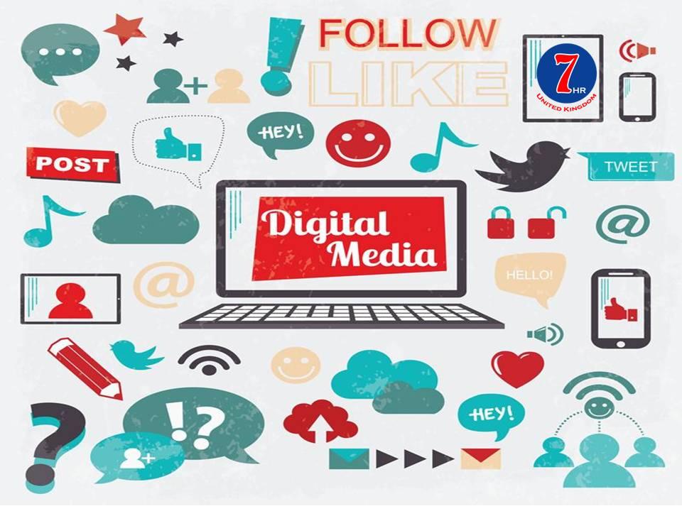Digital Media in UK