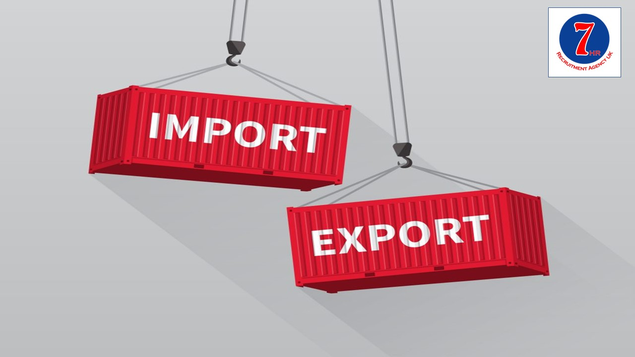 Import and Export Recruitment Agency in London